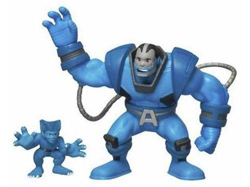 Apocalypse /& Beast Hasbro Superhero Squad Mega Pack