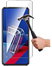 Lapinette Gehard Glas Compatibel met Asus Zenfone 7 ZS670KS - Lot 2 stuks - Screenprotector Gehard Glas - Beschermfolie Gehard Glas - 9H Force-Glas - Ultrabestendige Bescherming van Gehard Glas