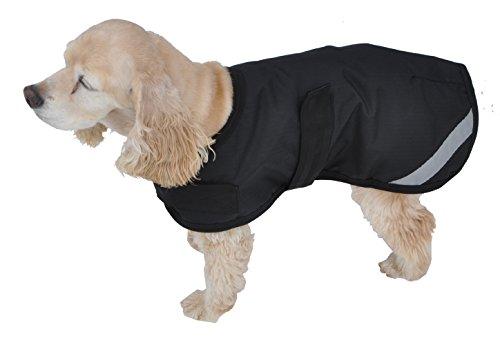 Pet Therapy 107270 280D 43cm-49cm Back Length FIR Fleece Dog Rug/Coat, Small ()