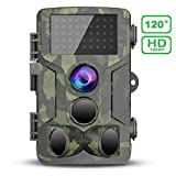 Best Cheap Trail Cameras - FHDCAM Trail Game Camera Hunting Scouting Cam 1080P Review
