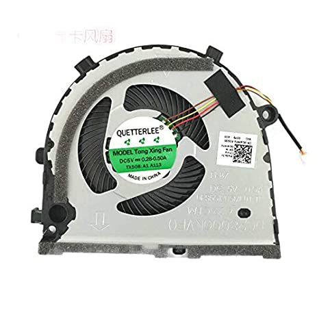 Amazon com: QUETTERLEE Replacement New GPU Cooling Fan