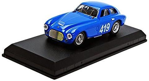 ART MODEL (Art model) 1/43 Ferrari 166 MM Coupe # 419 1953 Targa Florio Giulio Mujiterri - Giulio Ferrari