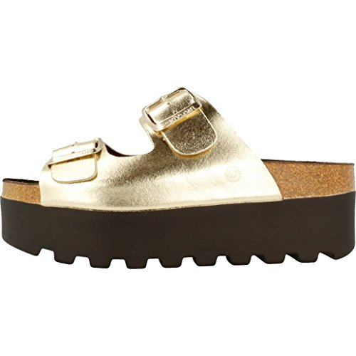 Sandalias y chanclas para mujer, color gold , marca SIXTY SEVEN, modelo Sandalias Y Chanclas Para Mujer SIXTY SEVEN SPEEDY LADY 1 Gold Oro