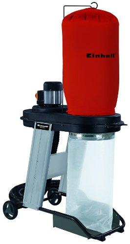 Einhell Absauganlage RT-VE 550 (550 W, 1150 m³/h, 65 l, 1,6 kPa, Fahrgestell)