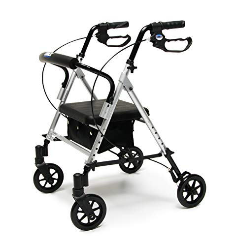 Lumex Set N' Go Adjustable Rollator