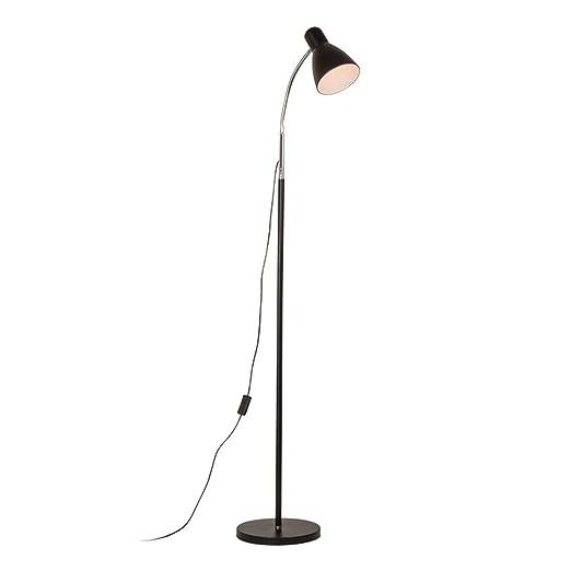 Lamparas de pie modernas lampara pie salon Sencilla Lampara ...