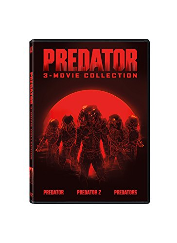 Best predator movie collection dvd list