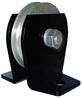 6000 lb Load Cap. Wire Rope Value Brand 5RRR7 Pulley Block