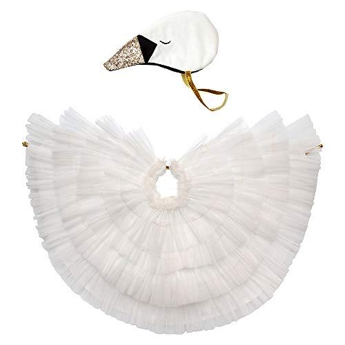 Meri Meri Swan Cape Dress Up -