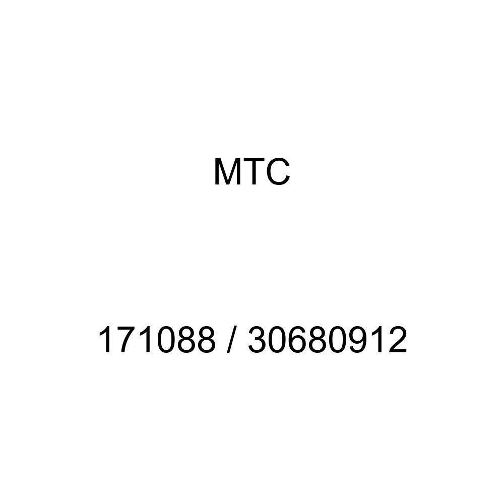 MTC 171088//30680912 Radiator Hose Volvo models 171088 30680912