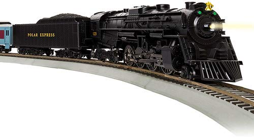 - Lionel The Polar Express, Electric HO Gauge Model Train Set w/ Remote and Bluetooth Capability
