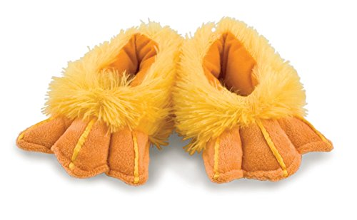 Dr Seuss Costumes Easy (Rich Frog Duck Feet Slippers for Toddlers' Size 7)