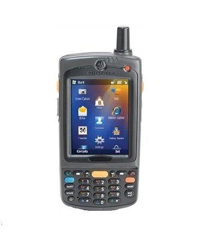 Motorola MC75 Handheld Mobile Computer - WiFi / 1D SE950 Laser Barcode Scanner / Numeric Keypad / Windows Mobile 6.5 / Global GSM Cell / Integrated GPS / 128MB/256MB / MC7596-PYCSKRWA9WR