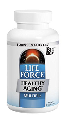 SOURCE NATURALS Life Force Healthy Aging Tablet, 120 Count Review
