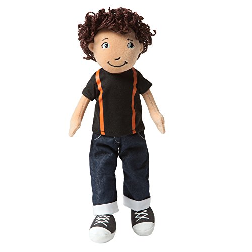 (Manhattan Toy Groovy Boys Logan Doll)