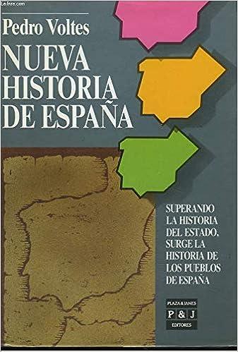 Nueva historia de España: Superando la historia del estado, surge ...