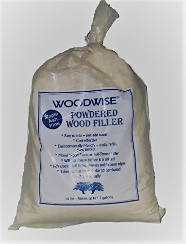 Woodwise Wood - Woodwise 14-lb Powered Wood Filler Maple/ash/pine by Woodwise