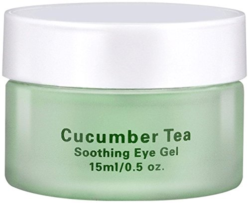 Basq Cucumber Tea Eye Gel - 0.5 oz