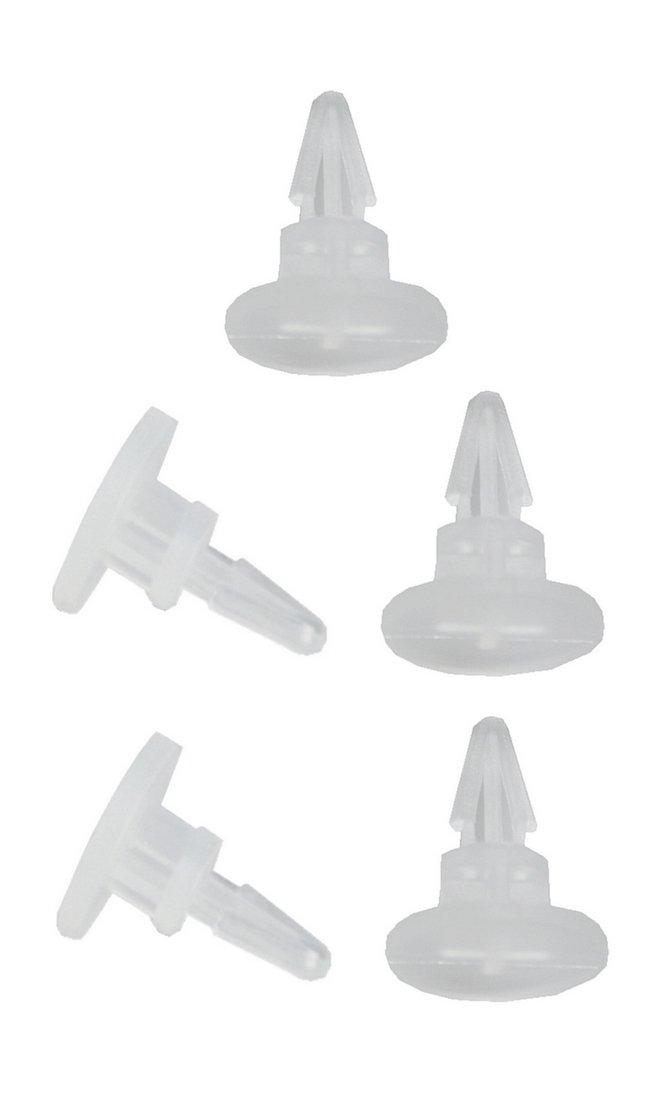 Espaciador Distancia Perno 15 x 12 mm, 5 unidades (0142) 5unidades (0142) B2Q