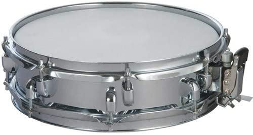 "Groove Percussion 3.5"" x 13"" Metal Piccolo Snare Drum"