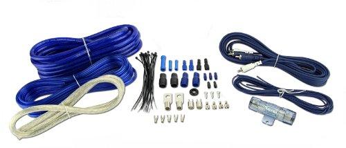 LANZAR HTG157 3000W Mono MOSFET Car Audio Power Amplifier Stereo 2 Ohm+Amp Kit by Lanzar (Image #3)