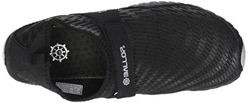 Ballop Unisex Patrol Barefoot Fitness Schoenen Zwart
