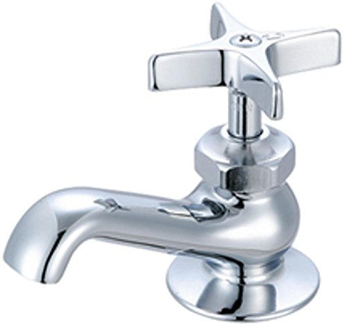 Central Brass 0239-P Single Handle Basin Faucet