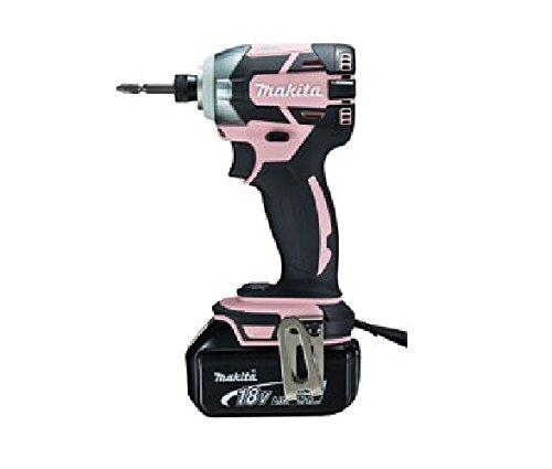 マキタ 充電式インパクトドライバ 18V 5.0Ah ピンク TD148DRTXP B013D0C6G4 ピンク