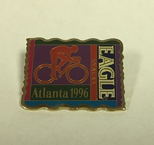 - 1996 Eagle Atlanta Olympics Cycling Pin