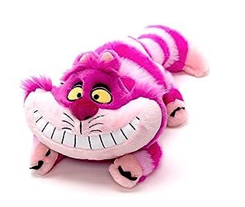 Alice Au Pays Des Merveilles Cheshire Peluche Chat Amazon Fr Jeux