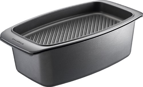 Scanpan Classic DUO Roast and Grill Pan, 15-3/4-Inch by 8-3/4-Inch by Scanpan