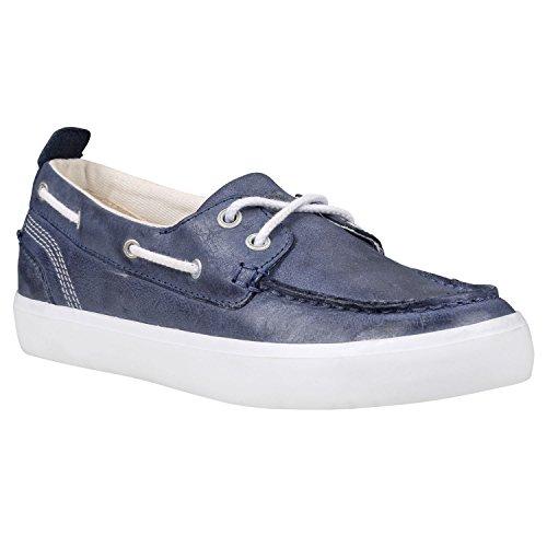 Timberland Donna Brattleboro Boot porta scarpe, Blau, 39