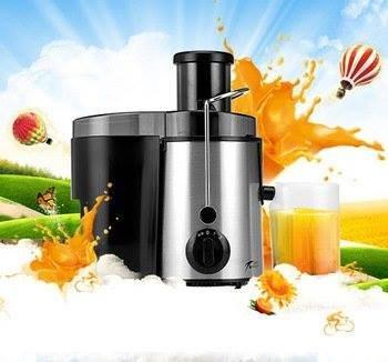 1000 W JOLTA Diseño SCHEFFLER Acero Inoxidable Exprimidor de zumo Prensa Juice: Amazon.es: Hogar