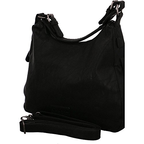 L'Épaule black Preußen 0001 Sac à aus Fritzi Porter à Pour 083974 Femme Uwz6zxCq8