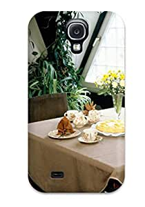 Kim L Washington Design High Quality Holiday Christmas Cover Case With Excellent Style For Galaxy S4