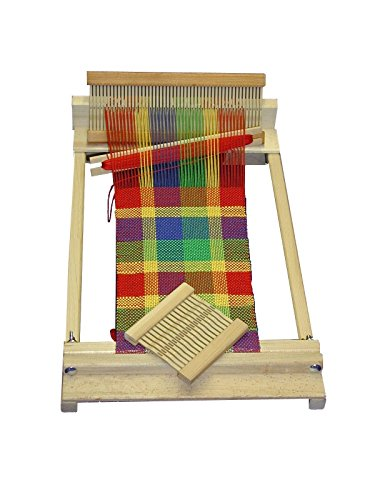 Beka 7201 Child S 10 Weaving Loom Handcraft Product (Beka Rigid Heddle Loom)