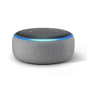 New Echo Dot 3rd Generation Smart Speaker with Alexa
