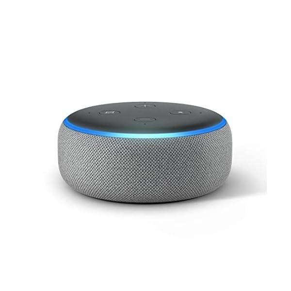 41O2Jvjs2qL Echo Dot (3rd Gen) – Smart speaker with Alexa (Grey)