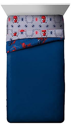 Buy spiderman bed set twin
