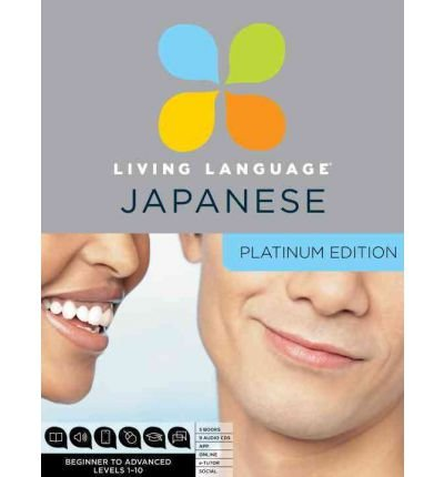 living language platinum japanese - 4
