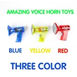 MAZIMARK-1PCS Cartoon children Change of voice horn Mini Voice Changer Hot Sale