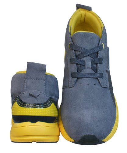 Puma Hawthorne Faas Mid hommes chaussures / Chaussures - gris