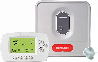 Honeywell YTH6320R1001 Wireless Focuspro Thermostat Kit, Programmable Redlink Enabled