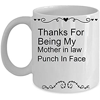 Amazon.com: Mother In Law Gift From Groom - Thank You ...