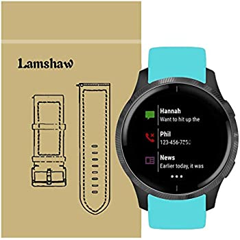 Amazon.com: for Garmin Venu Bands, Blueshaw Sport Silicone