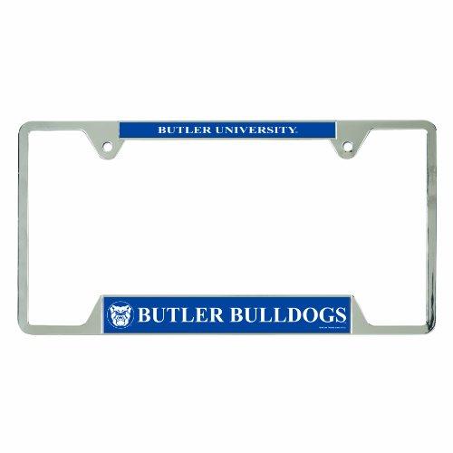 Wincraft Ncaa Butler Bulldogs License Plate Frames  26389011