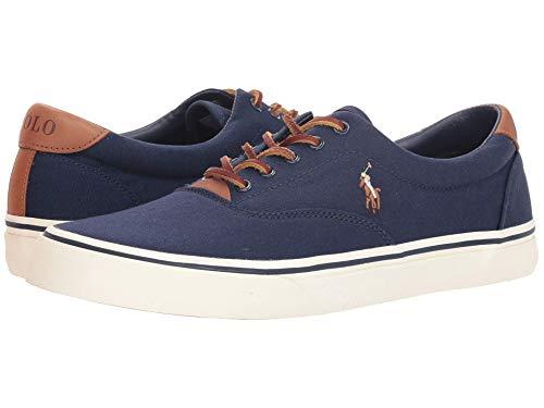 ピカリング異形青[Polo Ralph Lauren(ポロラルフローレン)] メンズカジュアルシューズ?スニーカー?靴 Thorton