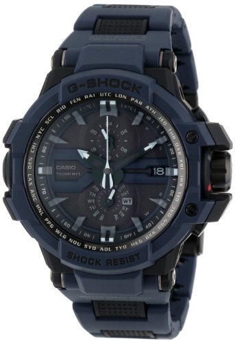 Casio Mens GWA1000FC 2A G Aviation Watch