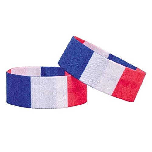 Fanlets Bracelets Equipe de France/ /Taille S