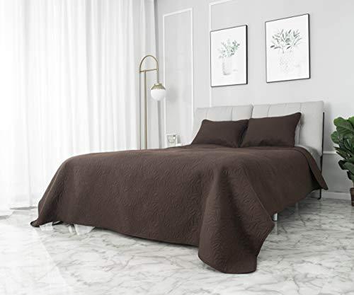 chocolate bedspread - 9